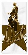 Louis Armstrong - Signature Bath Towel