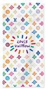 Louis Vuitton Monogram-12 Bath Towel