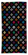 Louis Vuitton Monogram-2 Bath Towel