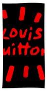 Louis Vuitton Radiant-3 Bath Towel
