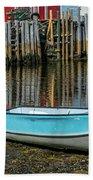 Low Tide At Blue Rocks 02 Bath Towel