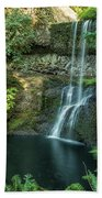 Lower South Falls Bath Towel