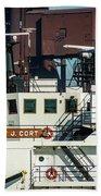 M/v Stewart J. Cort Bath Towel