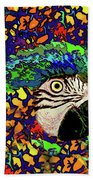 Macaw High II Bath Towel