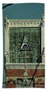 Macon Georgia's Historical Architecture Photo 2 Bath Towel