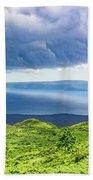 Maui Paradise Bath Towel by Jim Thompson
