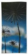 Meadow At Dawn Bath Towel