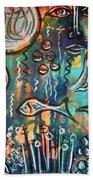 Mermaids Dream Bath Towel