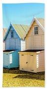 Mersea Island Beach Huts, Image 9 Bath Towel