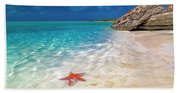 Middle Caicos Tranquility Awaits Bath Towel