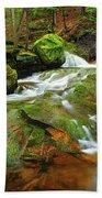 Mossy Glen Rollers Bath Towel