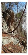 Mountain Landscape Hand Towel