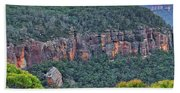 Mt Piddington - Nsw - Australia Hand Towel
