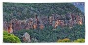 Mt Piddington - Nsw - Australia Bath Towel