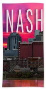 Nashville Bath Towel