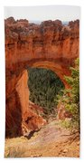 Natural Bridge - Bryce Canyon - Utah - Vertical Bath Towel