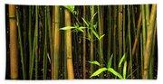 New Bamboo Shoot Bath Towel