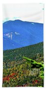 New Hampshire Highlands Bath Towel by Patti Whitten