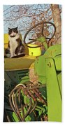 New Hired Hand Hand Towel