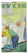 New Yorker November 24, 1951 Bath Sheet