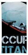 Occupy Titan Bath Towel