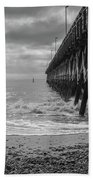Ocean Pier Bath Towel
