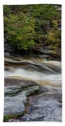 October Morning On The Peterskill II Hand Towel