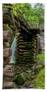 Old Mingus Mill Bath Towel