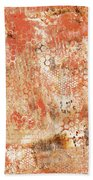 Orange Day Hand Towel