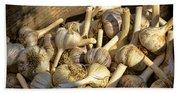 Organic Garlic Bath Towel
