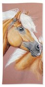 Palomino Pair Bath Towel