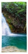 Paradise Bath Towel by Russell Pugh