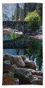 Peaceful Yosemite Bath Towel