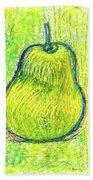 Pear Hand Towel