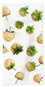 Pineberries Hybrid  Hand Towel