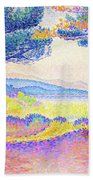 Pines Along The Shore - Digital Remastered Edition Bath Towel