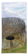 Plain Of Jars Bath Towel