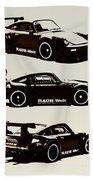 Porsche Rwb 930 Hand Towel