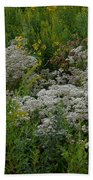 Prairie Bouquet  Bath Towel
