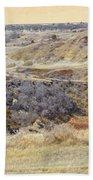Prairie Slopes Reverie Hand Towel