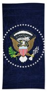 President Seal Eagle Bath Towel