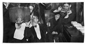 Prohibition Ends Drink Up Hand Towel