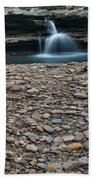 Rock Circle Bath Towel