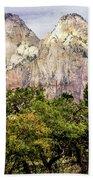 Scenic Zion - Mount Carmel Highway Drive 4 Bath Towel