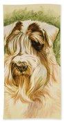 Sealyham Terrier Bath Towel