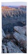 Shale Mountain Bath Towel