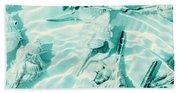 Shell Shallows Bath Towel