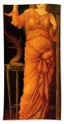 Sibylla Delphica Bath Towel