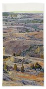 Slope County Badlands Reverie Hand Towel
