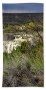 Snake River Canyon Bath Towel
